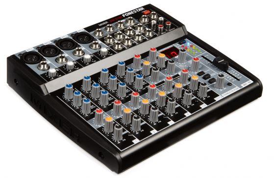 Sm 3192 fonestar mesa de mezclas profesional for Mesa de mezclas fonestar